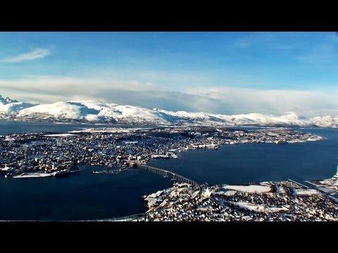 Tromso, Norway / Noruega - Norwegian Lapland / Laponia noruega - Tromsø City, visit