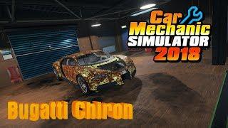 Car Mechanic Simulator 2018 Deutsch Tuning | Bugatti Chiron