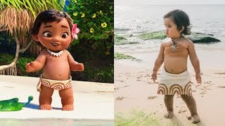 Personagens Moana Vida Real | Totoykids Explorer
