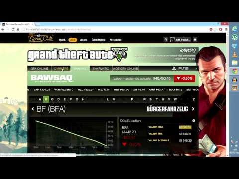 GTA 5 - Gagnez 2,5 Milliards à la Bourse !!