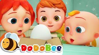 Humpty Dumpty Song + More Nursery Rhymes & Kids Songs - Cartoon for Kids