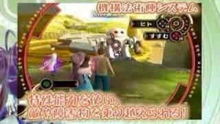 Aa, Megami-sama / Ah! My Goddess /  ああっ女神さまっ PS2 Game