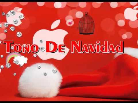 Ringtone/Tono para celulares -  Merry Christmas ♥