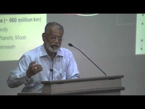 RSD'15: Cheif guest Address by Dr  K  Radhakrishnan, Ex-Director, ISRO