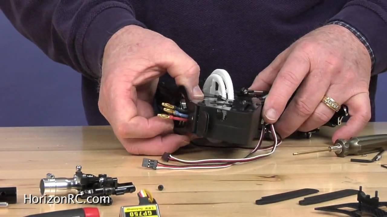 t rex 450 wiring diagram [ 1280 x 720 Pixel ]