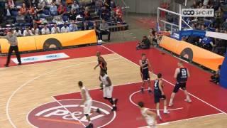 EuroMillions Basketball League - Les highlights : Antwerp Giants - Brussels (90-85) (04.11.2016)