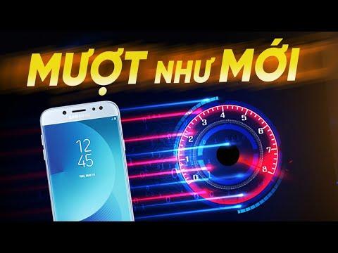 Tăng tốc điện thoại cũ của bạn trong 5 phút!