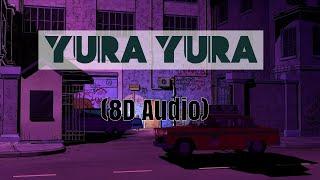 Hearts Grow - Yura Yura (Naruto Ost) (8D Audio)