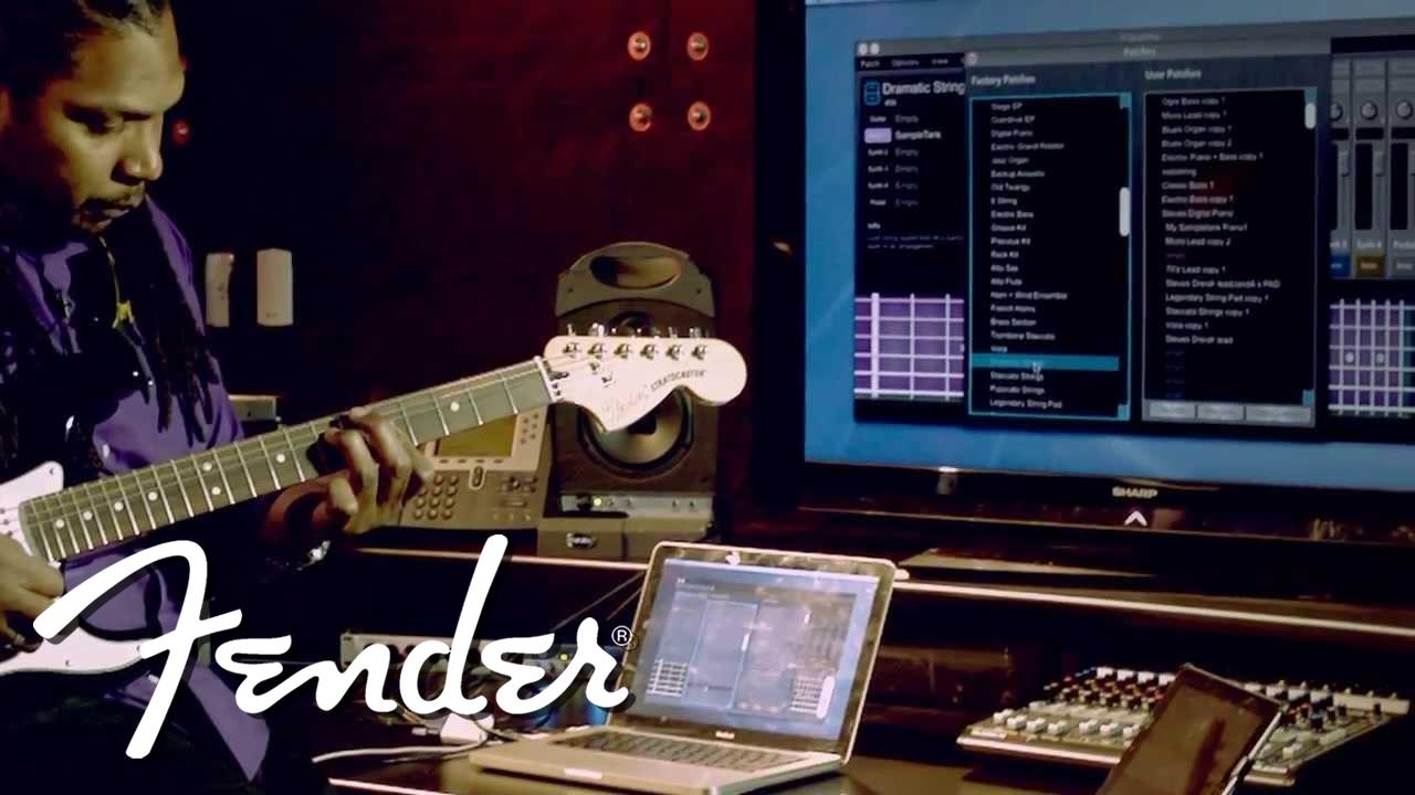 Fender Fishman TriplePlay Stratocaster HSS Demo | Fender