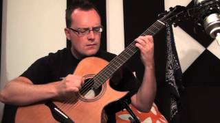 The Heart of the Matter - Antoine Dufour - Acoustic Guitar