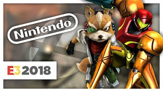 E3 2018: What To Expect From Nintendo