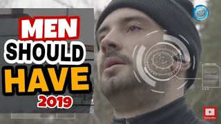 Best gadgets every man should have 2019