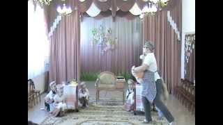 """Театрализованная постановка """"В гостях у котят"""""""