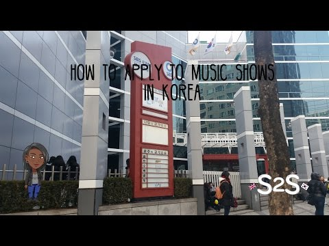 S2S Kpop | How To Apply For Music Shows In Korea