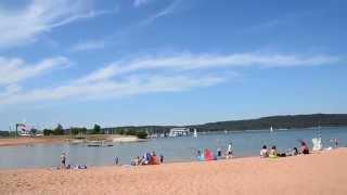 Großer Brombachsee Strand 360-Grad-Rundumblick 91785 Ramsberg & Uferwiese