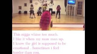 OMG GIRLZ- This Nigga Whine Too Much
