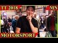 John McGuinness 2018 bei Norton auf der Isle of Man TT ? | Motorrad Nachrichten
