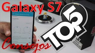 Los mejores trucos para Samsung Galaxy S7 y S7 edge - Trucos S7 Comoconfigurar