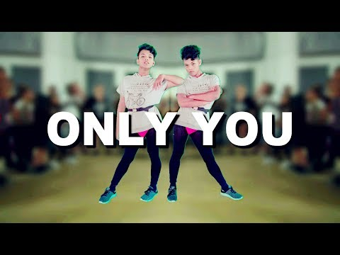ONLY YOU - Cheat Codes, Little Mix | ZD-EBI Choreography & UQN Dance Studio