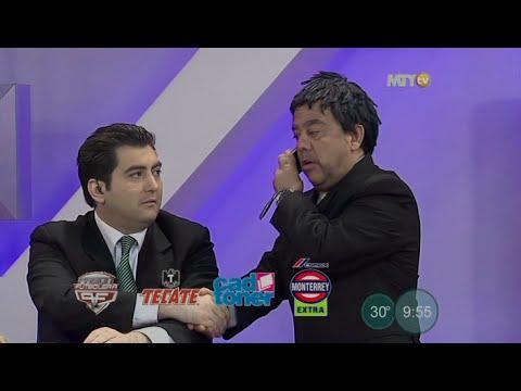 Pasión Futbolera - El Inge nombra a Tomas y le canta a Aldo