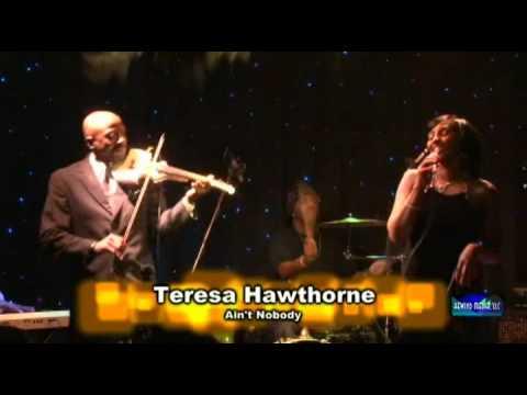 Rodney McCoy Feat. Teresa Hawthorne At Club Cafe