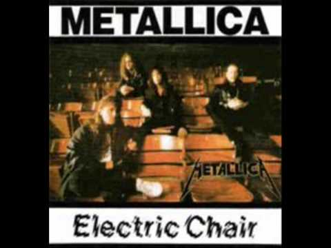 Metallica Electric Chair bootleg - soundboard recording 1984