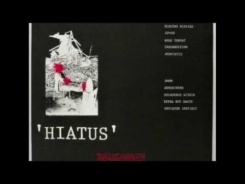 'HIATUS' The Peaceville Sampler.