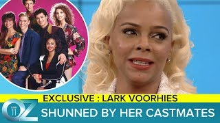 Dr. Oz and Lark Voorhies On Her Feelings Towards Her Castmates