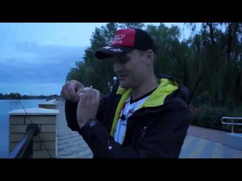 Вечерний стритфишнг. Рыбалка в Кореновске.