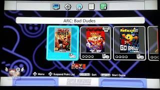 SNES Classic - MAME Tutorial - RetroArch