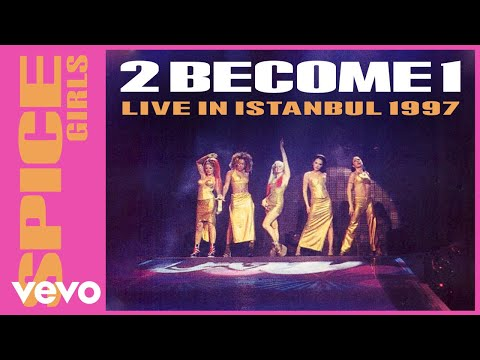 Spice Girls - 2 Become 1 (Live In Istanbul / 1997)
