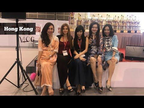 Hong Kong Cosmoprof, nail competition & show