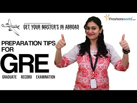 Tips and Tricks for getting Top Scores in GRE-How to Prepare for GRE Test