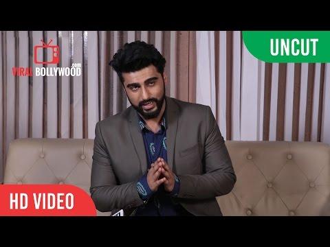 UNCUT - Arjun Kapoor Media Interaction   Full Interview   Half Girlfriend Promotions