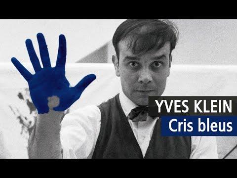 Les Cris Bleus D'Yves Klein éblouissent Le Musée Soulages - Rodez - Vidéo Exposition YouTube