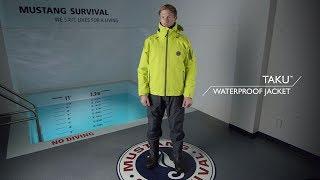 Mustang Survival - Taku Waterproof Jacket