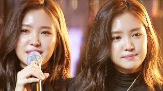 손나은, 아이돌 생활하며 힘들었던 순간 '눈물의 고백' @박진영의 파티피플 2회 20170729