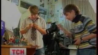 школярі зняли фільм про чупакабру    ТСН(Непіймана чупакабра набула такої популярності, що про неї вже зняли фільм. На Тернопільщині школярі змонту..., 2010-11-10T07:26:09.000Z)