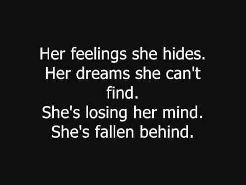 Avril Lavigne - Nobody's Home (lyrics)