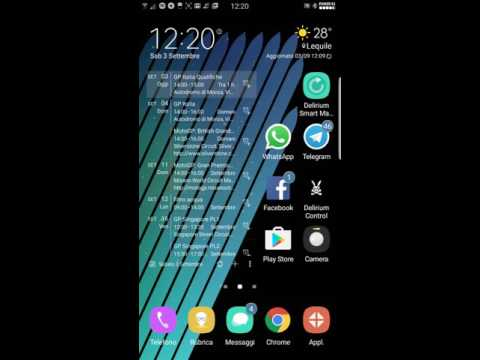 Rom Samsung Note 3 Delirium Note 7  V2 Ottima... Piccola Dimostrazione...