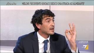Fratoianni: 'mai Una Strada A Almirante, Ha Scritto Leggi Razziali'