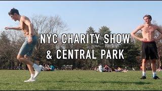 Central Park & Backstage Charity Catwalk