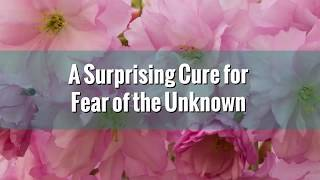 A Surprising Cure for Fear of the Unknown