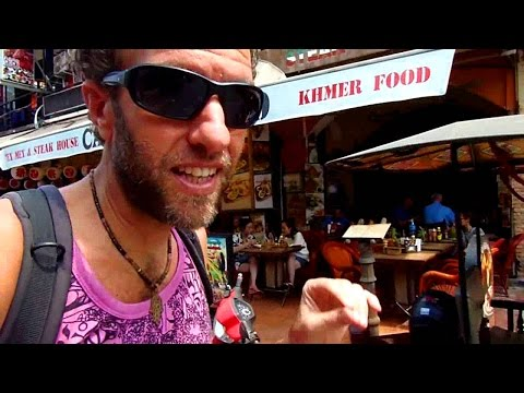 How to Travel Cambodia SUPER CHEAP!! Budget Travel Tips