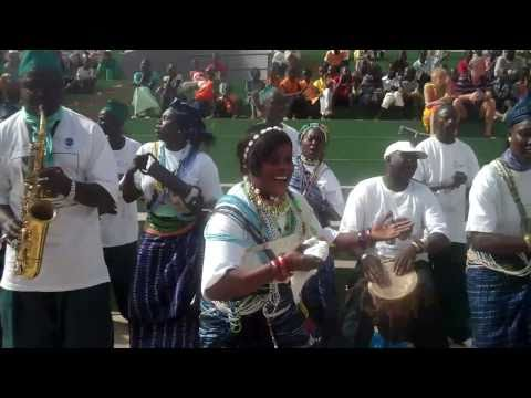 International Roots Festival, The Gambia - Kabakel - Jolla Musical Group
