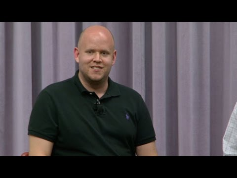 Daniel Ek: A Playlist for Entrepreneurs [Entire Talk]