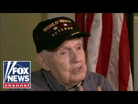 WWII veteran remembers D-Day ahead of 75th anniversary