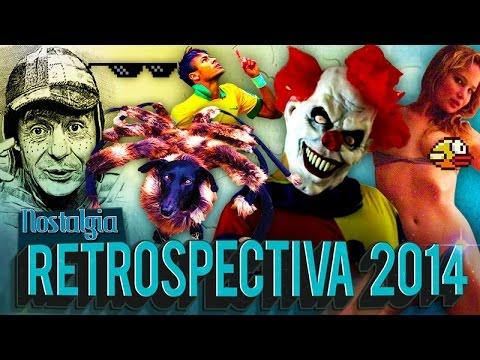 Retrospectiva 2014 ♫ - Canal Nostalgia