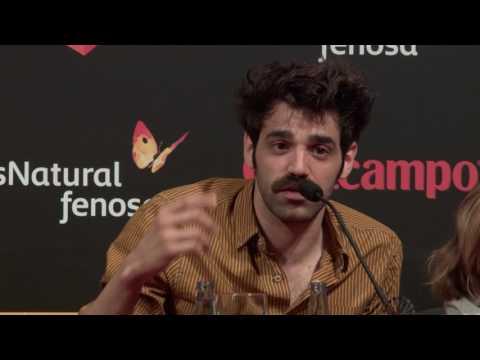 20 Festival de Málaga. Cine en Español. Rueda de prensa 'Verano 1993'
