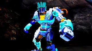 Real Steel Champions Armo - Beast's Realm VS ??? ROBOTS Series NEW ROBOT (Живая Сталь)